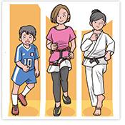 ジョイエ傷害保険〈スポーツ向けプラン〉(積立普通傷害保険)
